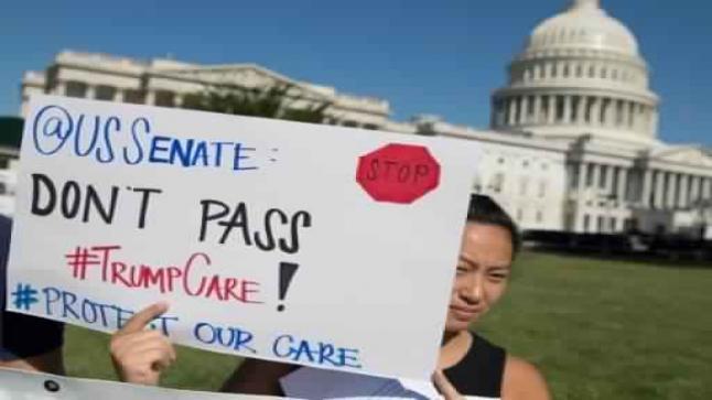 """أعضاء جمهوريون يعارضون مشروع إلغاء برنامج """"أوباماكير"""" للرعاية الصحية"""