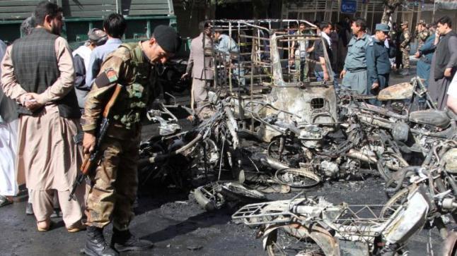 حركة طالبان تنعي نجل زعيمها الذي قام بتنفيذ عملية انتحارية ضد القوات الأفغانية