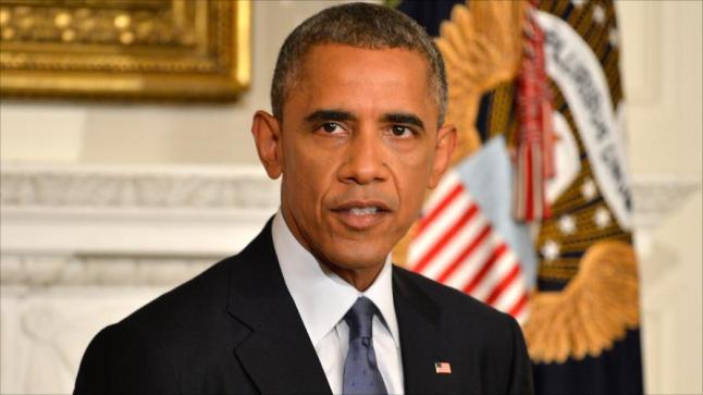 أوباما واثق من فوزه برئاسة أمريكا إن كان بمقدوره الترشح أمام ترامب