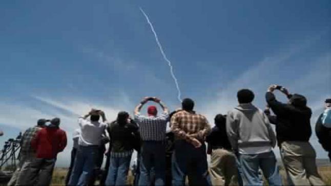 الولايات المتحدة تختبر بنجاح صاروخ اعتراضي لمواجهة صواريخ كوريا الشمالية