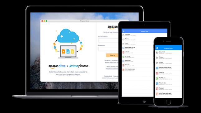 آمازون تلغي الخطة الغير محدودة ضمن Amazon Drive