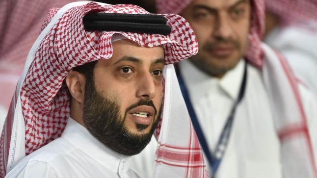 سر عدم قبول استقالة تركي آل الشيخ ورفع اسمه من الرئاسة الشرفية للنادي الأهلي
