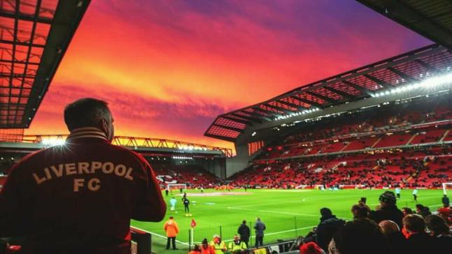 ليفربول قد يجبر على لعب مبارايات الأنفيلد علي ملاعب محايدة