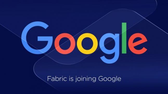 شركة قوقل تستحوذ على تطبيق Fabric الخاص بصناع التطبيقات لاجهزة الاندرويد والآبفون من قبل تويتر