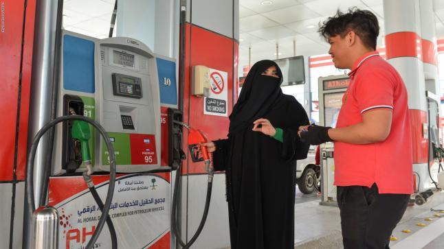 أسعار البنزين الجديدة في السعودية لشهر يونيو
