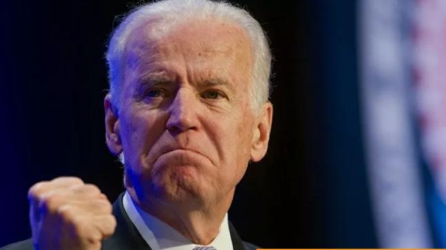 جو بايدن للترشح عن الحزب الديمقراطي في الإنتخابات الامريكية المقبلة