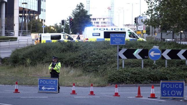 مقتل ثلاث أشخاص في حادث أرهابي بأنجلترا