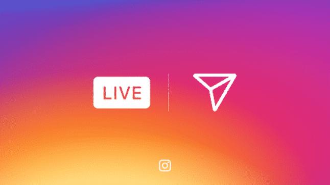كيفية استخدام البث المباشر على Instagram للقصص