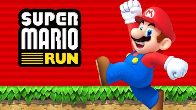 اللعبة التي تنال إعجاب الكثيرين Super Mario Run اختيرت كأفضل لعبة لهذا العام
