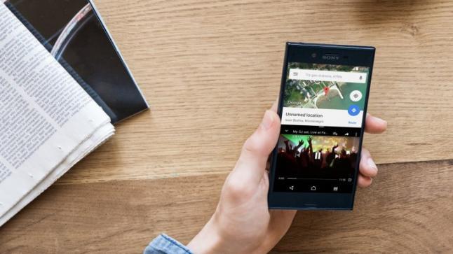 سلسلة هواتف Xperia Z5 تبدأ بتلقى تحديث الأندرويد 7.0 Nougat،