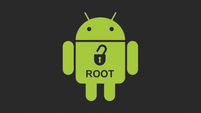 عند تثبيت التحديث root يجب إغلاق الهاتف وإعادة تشغيله مرة أخرى