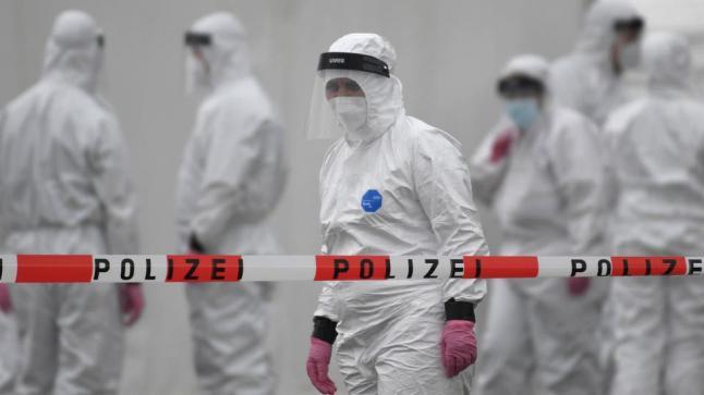 تعود ألمانيا إلي عباءة الوباء من جديد