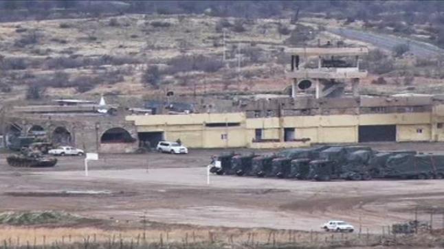 انسحاب الجنود الأتراك من معسكر بعشيقة العراقي