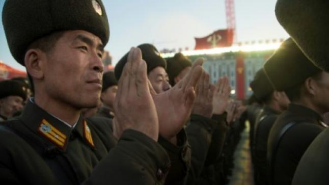 احتفالات تعم كوريا الشمالية ابتهاجا بتطوير نوع جديد من الصواريخ قادر على استهداف القارة الأمريكية