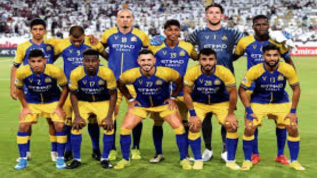 لاعبو النصر في انتظار برنامج شوال
