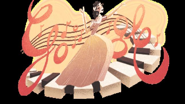 """من هي الفنانة رتيبة الحفني التي يحتفل محرك البحث الشهير """"جوجل"""" بذكرى مولدها"""