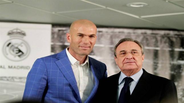 تعاقدات ريال مدريد تهدف لبناء فريق المستقبل