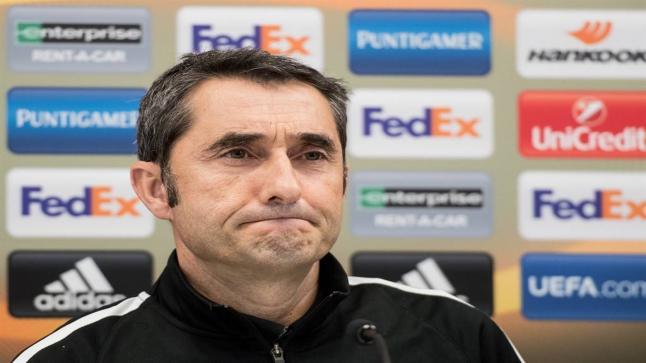 رسمياً فالفيردي مدربا لبرشلونة لمدة عامين وأخر اختياري