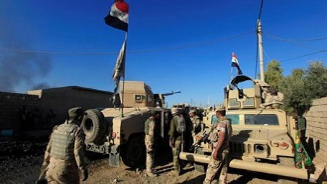 تقدم لقوات الجيش العراقي باتجاه مطار الموصل المدني