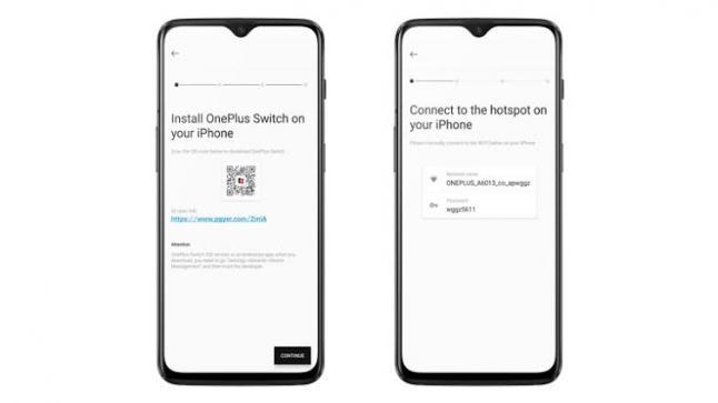 ينقل تطبيق سيجنال جميع بيانتك إلي أيفون حديث