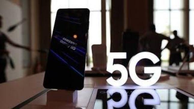 """""""الصين"""" بشري يتنهي 2020 بأكثر من 600000 محطة 5G"""