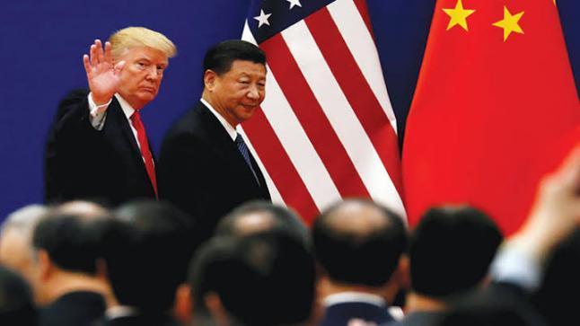 """نتيجة """"فيروس كورونا المستجد"""" توتر تكنولوجي بين الولايات المتحدة الأمريكية والصين"""