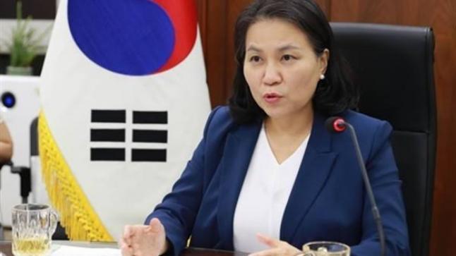 ترشح وزيرة التجارة الكورية الجنوبية لرئاسة منظمة التجارة الدولية