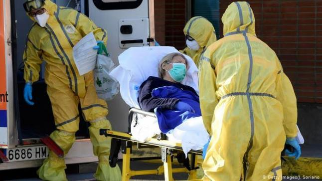 استمرار فيروس كورونا في الانتشار في الصين وأمريكا
