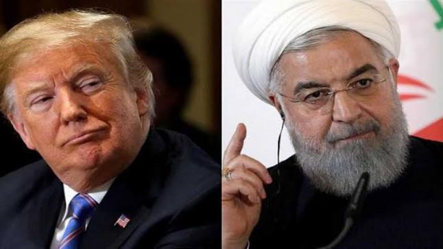 توقيف 8 شركات إيرانية بواسطة أمريكا