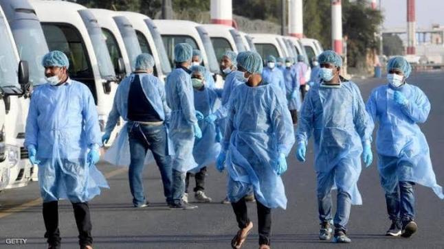 الكويت عدد إصابات اليوم بفيروس كورونا 710 حالة