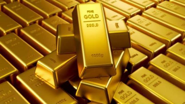 هبوط سعر الذهب عالميا وهدوء على طلب الشراء