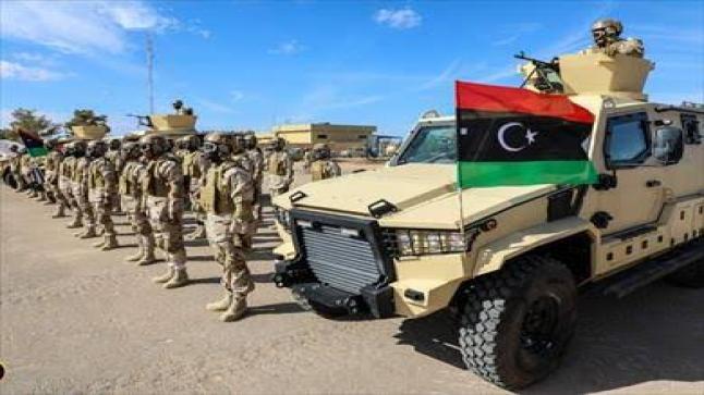 الجيش الليبي يشن غارات جوية على عدد من المحاور شرق مصراته