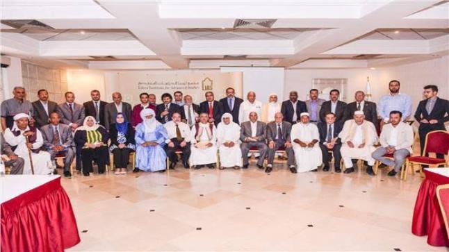 الحراك الوطني من أجل ليبيا يؤيد بمبادرة القاهرة