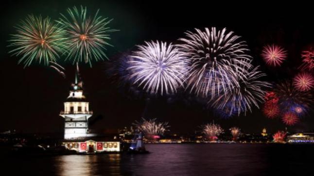 العالم يشهد حالة من التأهب الأمني ترقبا لإحتفالات رأس السنة